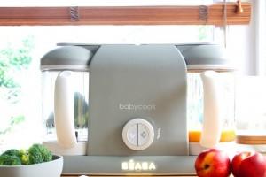 Beaba Babycook Plus: когда габариты имеют значение
