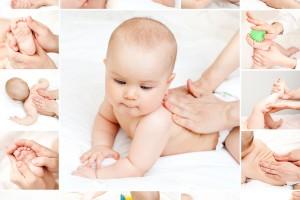 Як правильно робити масаж дитині: основні правила