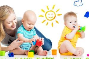 Етапи розвитку дитини до року