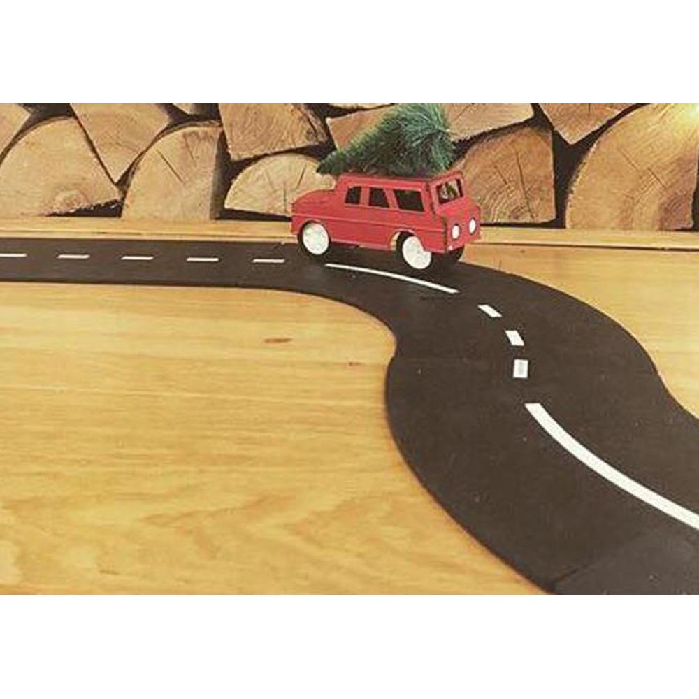 Гибкая дорога