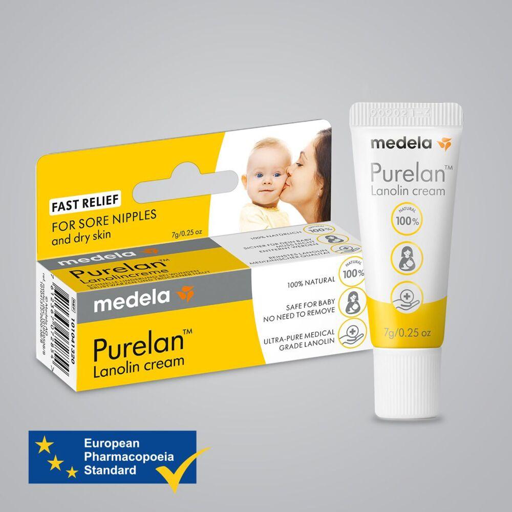 Крем для сосков Medela Purelan 2.0, 7 г - lebebe-boutique - 2