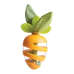 Погремушка-прорезыватель Морковка Tiny love