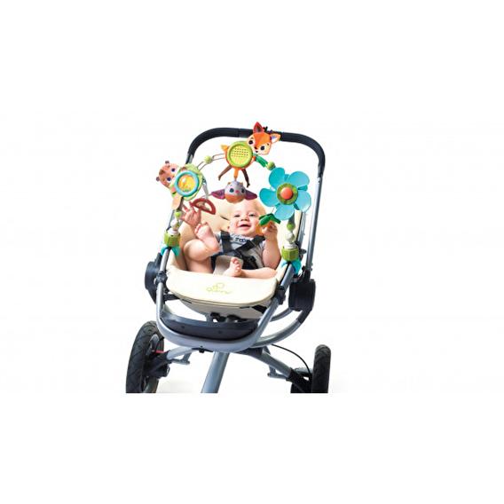 Дуга для коляски Tiny Love Лісові друзі музична - lebebe-boutique - 2