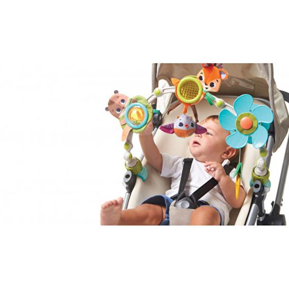 Дуга для коляски Tiny Love Лісові друзі музична - lebebe-boutique - 4