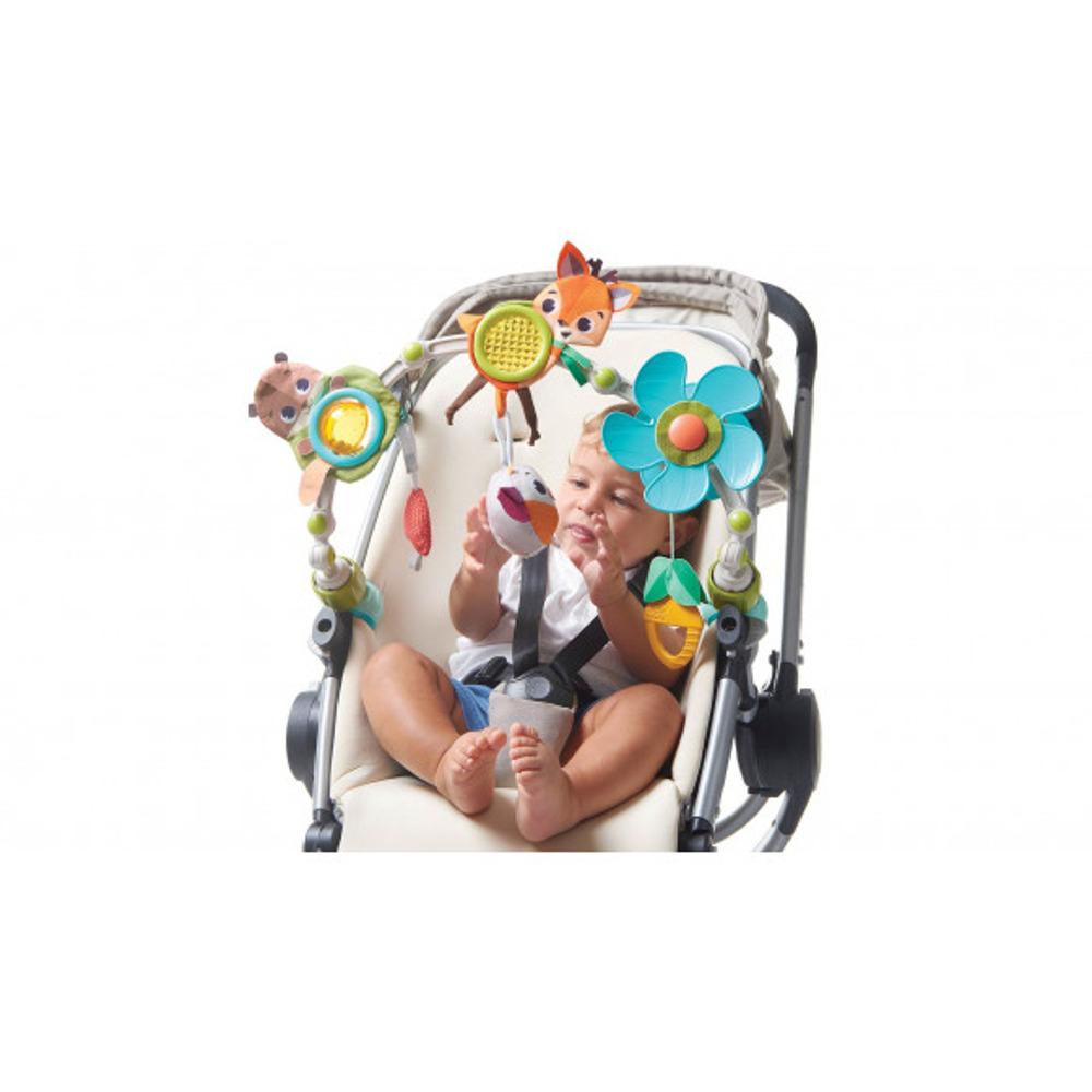 Дуга для коляски Лесные друзья музыкальная Tiny Love - lebebe-boutique - 5