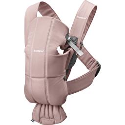 Рюкзак Carrier Mini Dark Grey (розовый) BabyBjörn