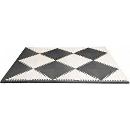Игровой коврик-пазл Playspot Geo Black/Cream Skip Hop