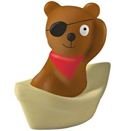 Іграшка для ванної Ведмедик Пірат, Haba