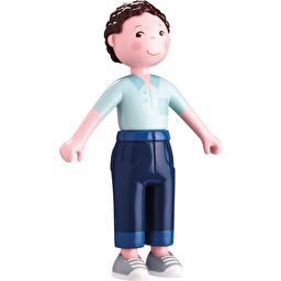 Гнучка лялька Haba тато Майкл