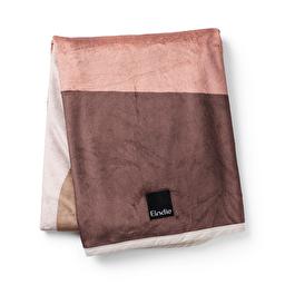 Elodie - Детский плед Pearl Velvet Blanket, цвет Winter Sunset
