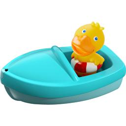 Іграшка для ванної Haba качка у човні
