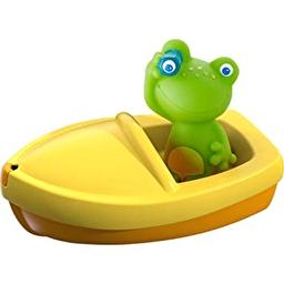 Іграшка для ванної Haba жабка у човні