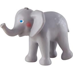 Гибкая фигурка меленький Слоненок для ролевых игр с куколками Little Friends.Haba Германия