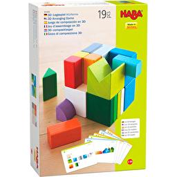3Д-мозаика