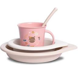 Suavinex. Набор посуды для кормления