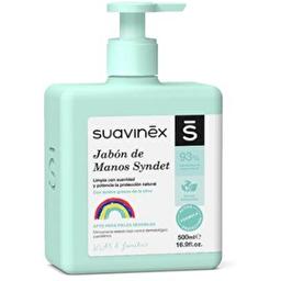 Мыло для рук SYNDET, 500 мл, Suavinex