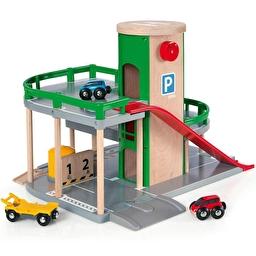 Іграшка паркінг для машинок BRIO