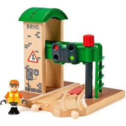 Іграшка для залізниці BRIO Сигнальна станція