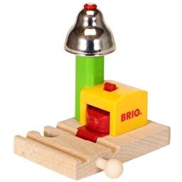 Іграшка для залізниці BRIO Мій перший сигнальний дзвіночок