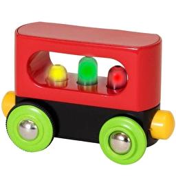 Іграшка Мій перший вагончик BRIO з підсвічуванням