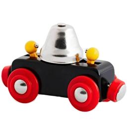 Іграшка вагончик BRIO з сигнальним дзвіночком