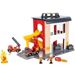 Ігровий набір BRIO Пожежна станція