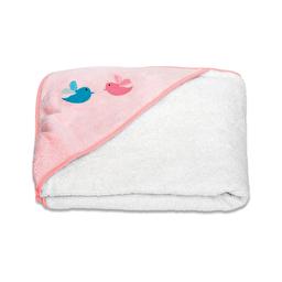 Рушник Suavinex Дитячі обійми, рожевий