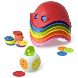 Игровой набор Bilibo Game Box Moluk