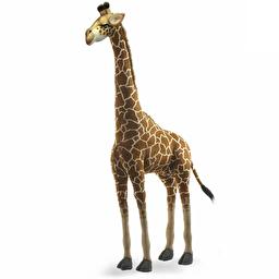 Жираф, 165 см, реалистичная мягкая игрушка Hansa
