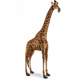 Жираф, 240 см, реалистичная мягкая игрушка Hansa