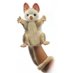 М'яка іграшка на руку Hansa Опосум Виргинский, 24 см