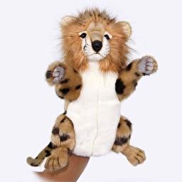 Гепард, игрушка на руку, 32 см, реалистичная мягкая игрушка Hansa