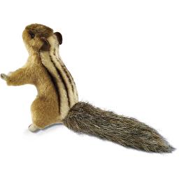 Бурундук, 15 см, реалистичная мягкая игрушка Hansa