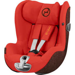 Автокресло Cybex Sirona Z i-Size Autumn Gold burnt red PU1