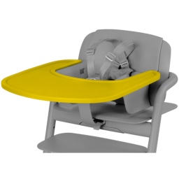 Столик до стільчика Cybex Lemo Tray Canary Yellow