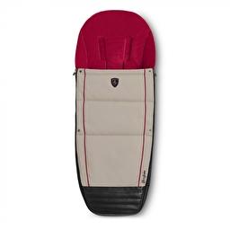 Чехол для ног for Scuderia Ferrari, Cybex Silver Grey light grey PU1