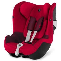 Автокресло Sirona S i-Size Ferrari Racing Red red