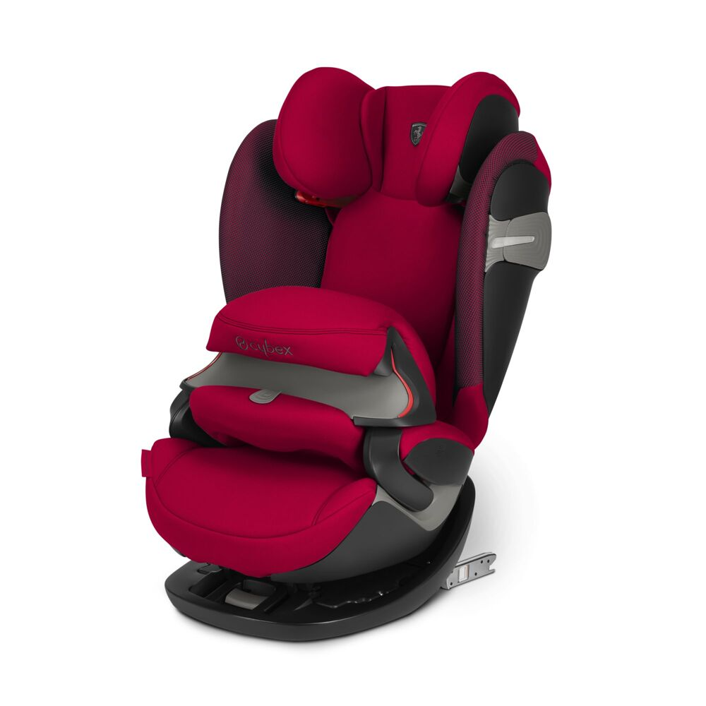 Автокресло Pallas S-fix / Ferrari Racingl Red red