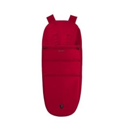 Чехол для ног Cybex  Ferrari / Racing Red red