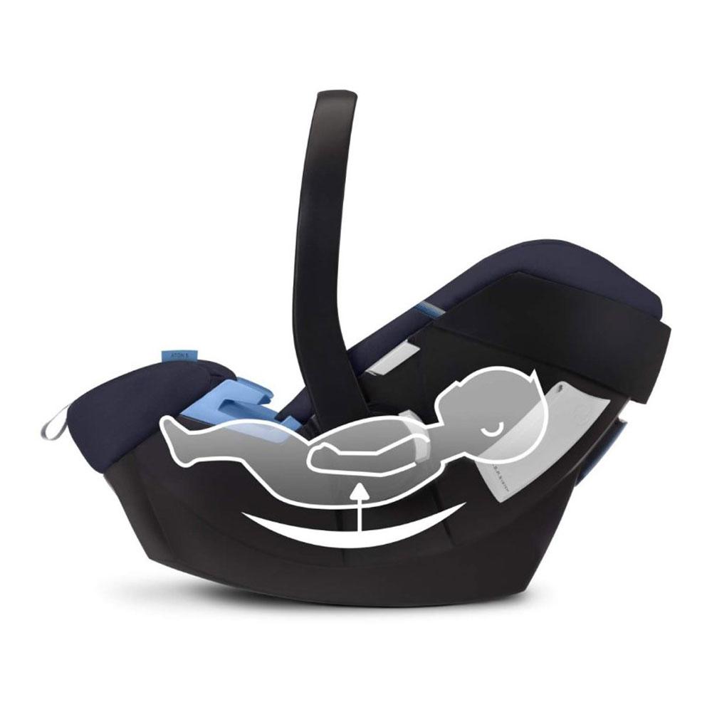 Автокресло Aton 5 / Premium Black black - lebebe-boutique - 6