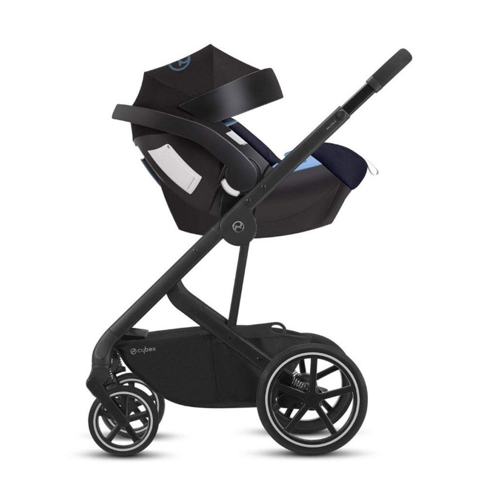 Автокресло Aton 5 / Premium Black black - lebebe-boutique - 7