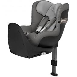 Автокресло Sirona S i-Size Manhattan Grey mid grey