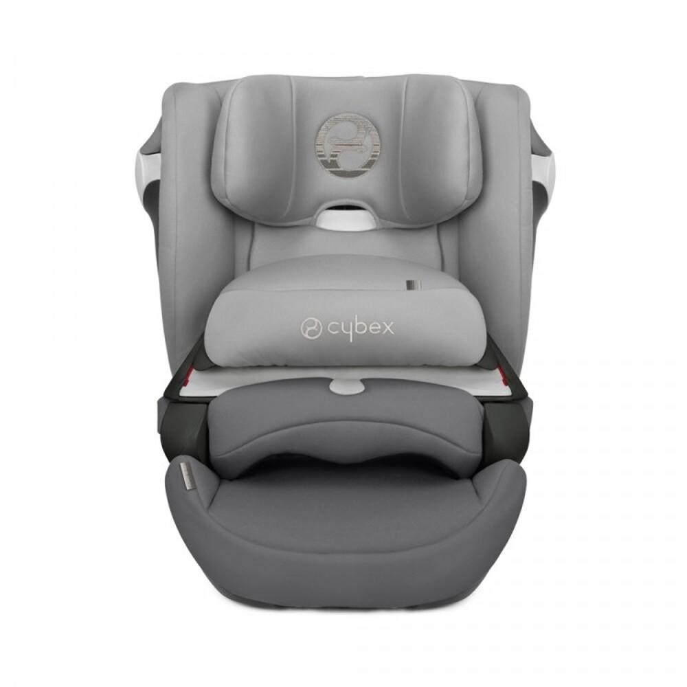 Автокресло Juno M-fix / Manhattan Grey mid grey - lebebe-boutique - 2