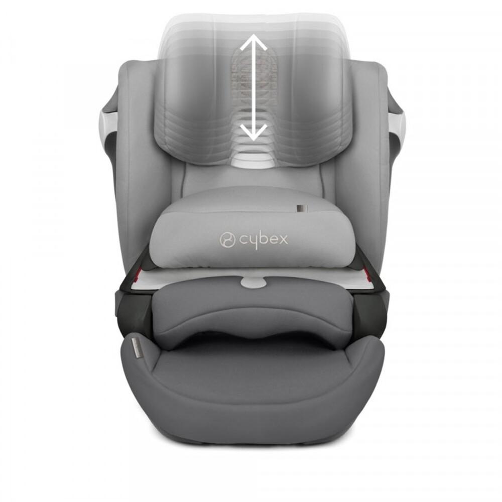 Автокресло Juno M-fix / Manhattan Grey mid grey - lebebe-boutique - 3