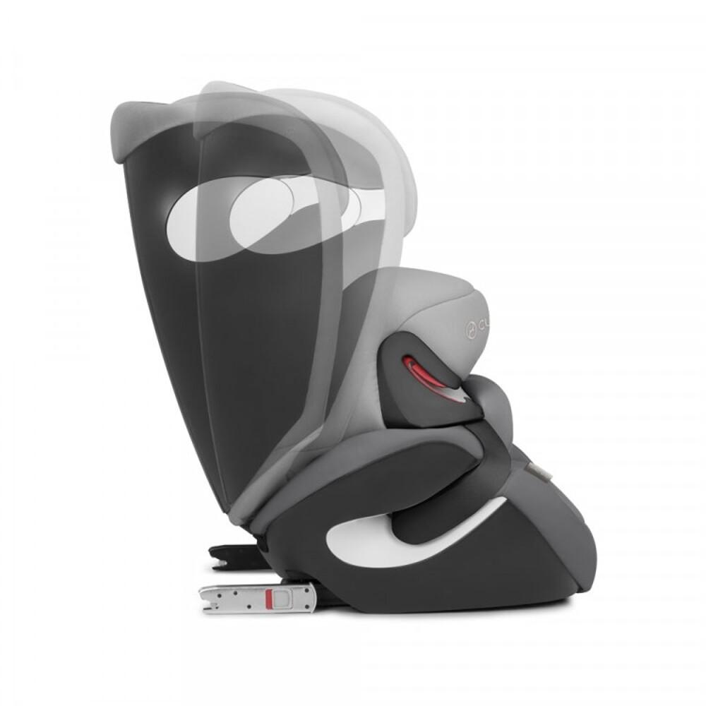 Автокресло Juno M-fix / Manhattan Grey mid grey - lebebe-boutique - 10
