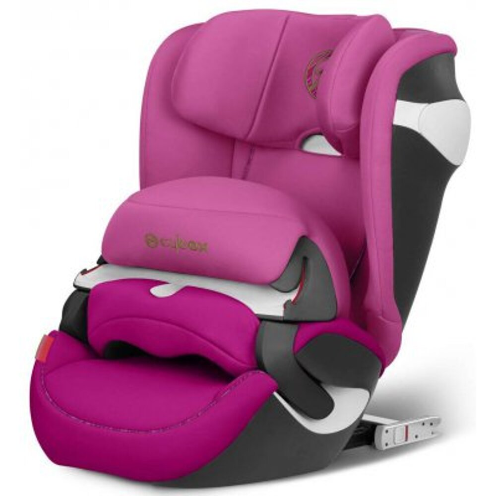 Автокресло Juno M-fix / Fancy Pink purple