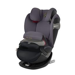Автокрісло Pallas S-fix / Premium Black black PU1