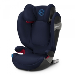 Автокресло Solution S-fix / Indigo Blue navy blue PU1