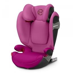Автокресло Solution S-fix / Fancy Pink purple PU1