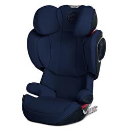 Автокресло Solution Z-fix Plus / Midnight Blue navy blue PU1